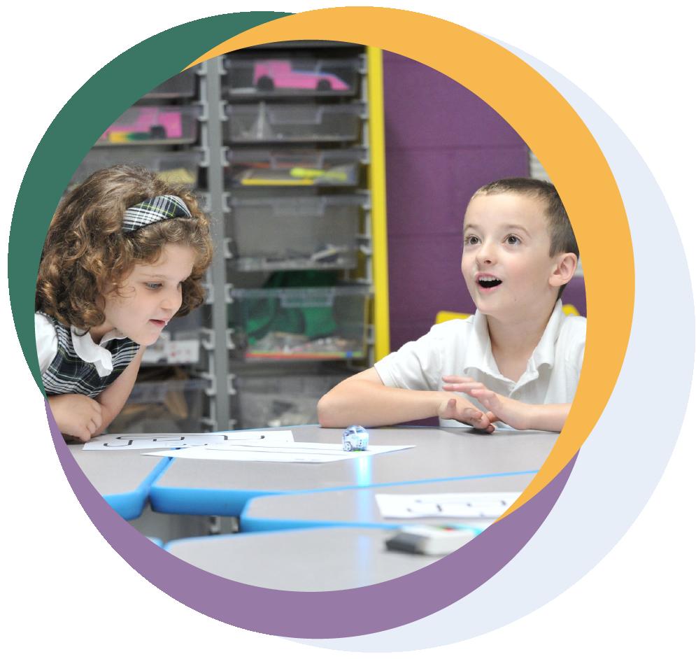 St Vincent de Paul Elementary is a STEM Elementary School